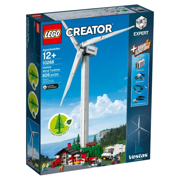 LEGO CREATOR 10268 Vestas Windkraftanlage