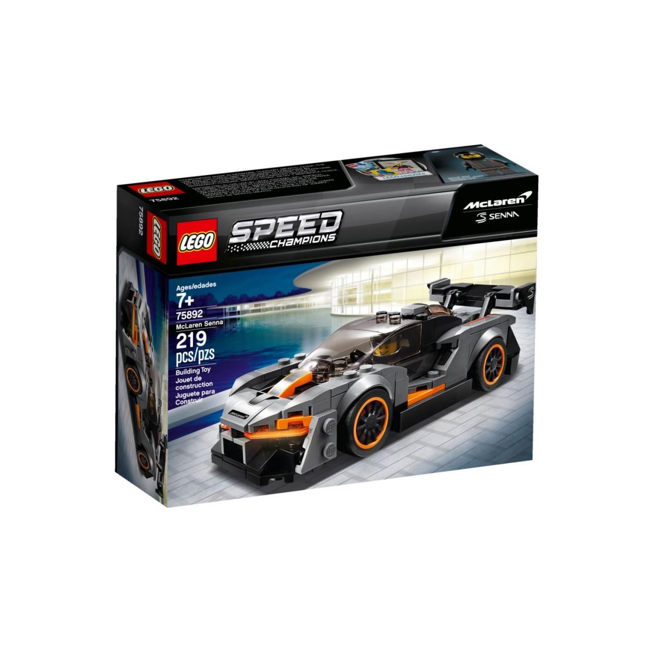 LEGO SPEED CHAMPIONS 75892 McLaren Senna