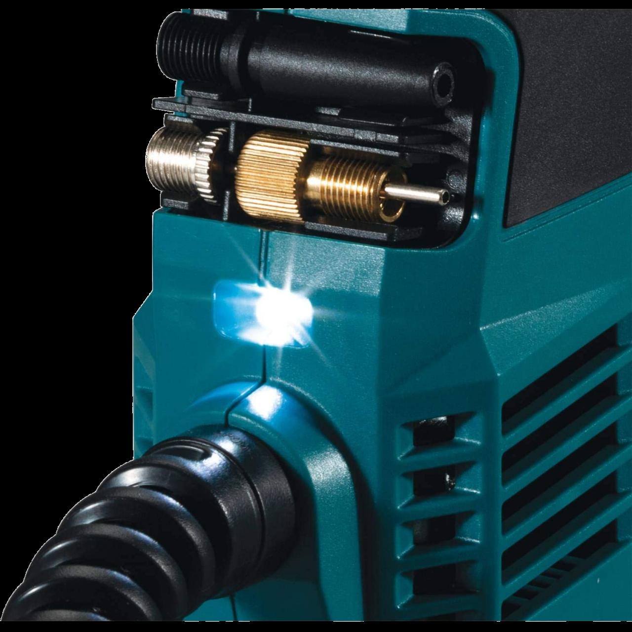 Makita DMP180Z Akku-Kompressor 18V, 8,3 bar, 12 l/min
