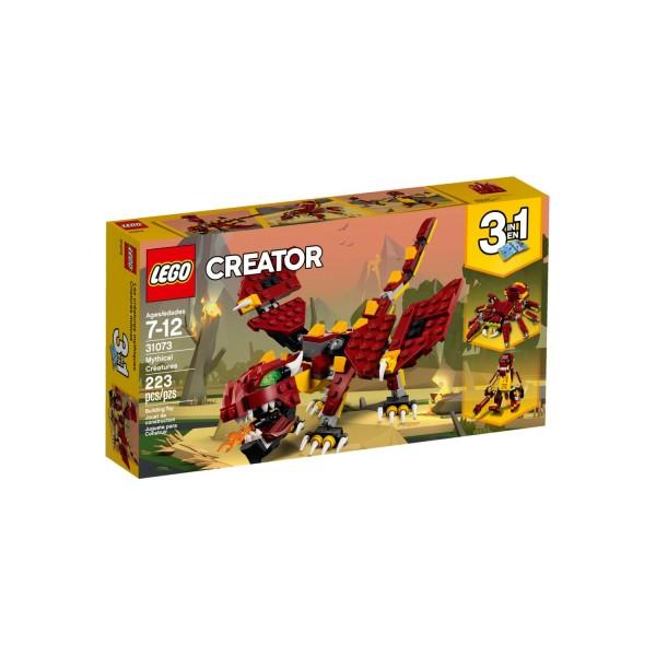 LEGO CREATOR 31073 Fabelwesen