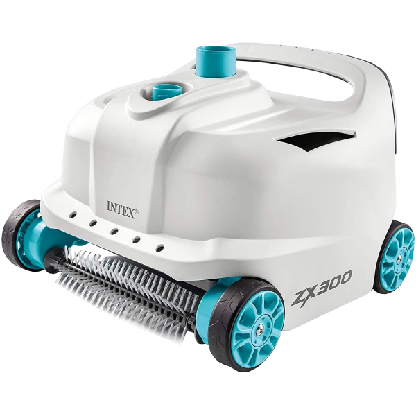 Intex 28005 Deluxe Auto Pool Cleaner ZX300 Poolroboter Bodensauger Poolreiniger