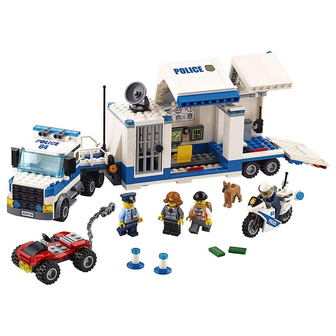 LEGO CITY 60139 Mobile Einsatzzentrale