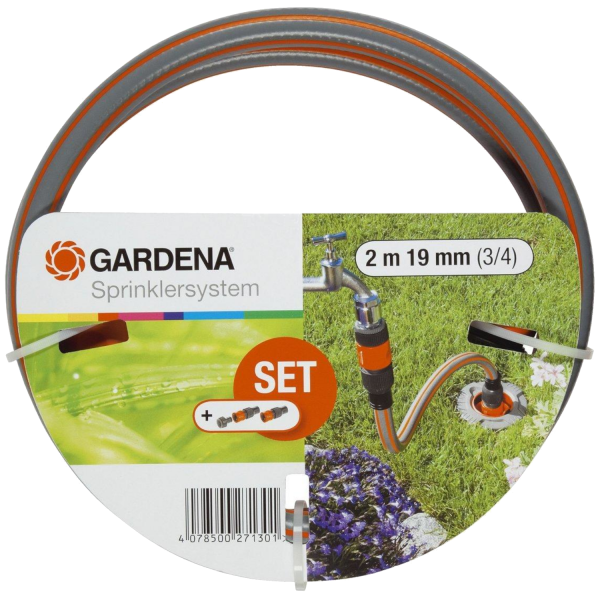 Gardena 2713-20 Profi-System Anschlussgarnitur