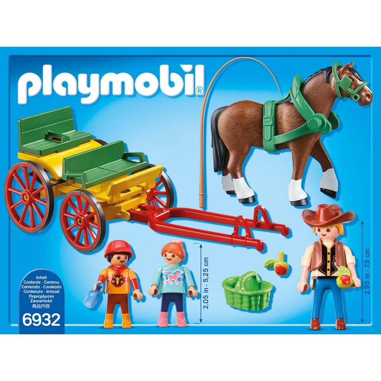 Playmobil 6932 Pferdekutsche
