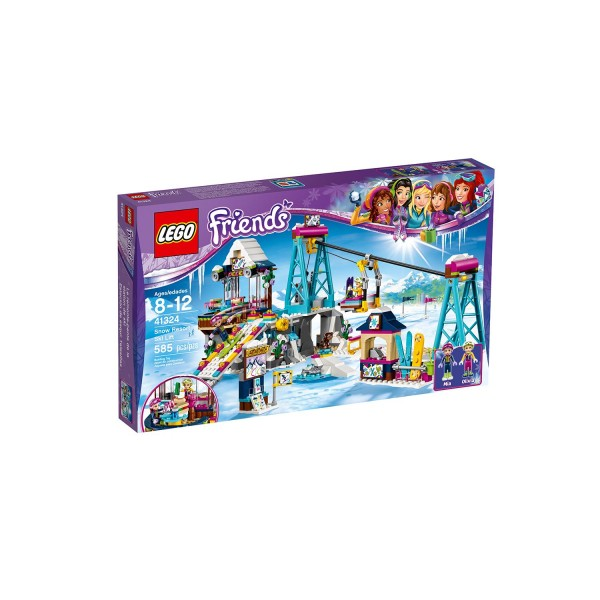 LEGO FRIENDS 41324 Skilift im Wintersportort
