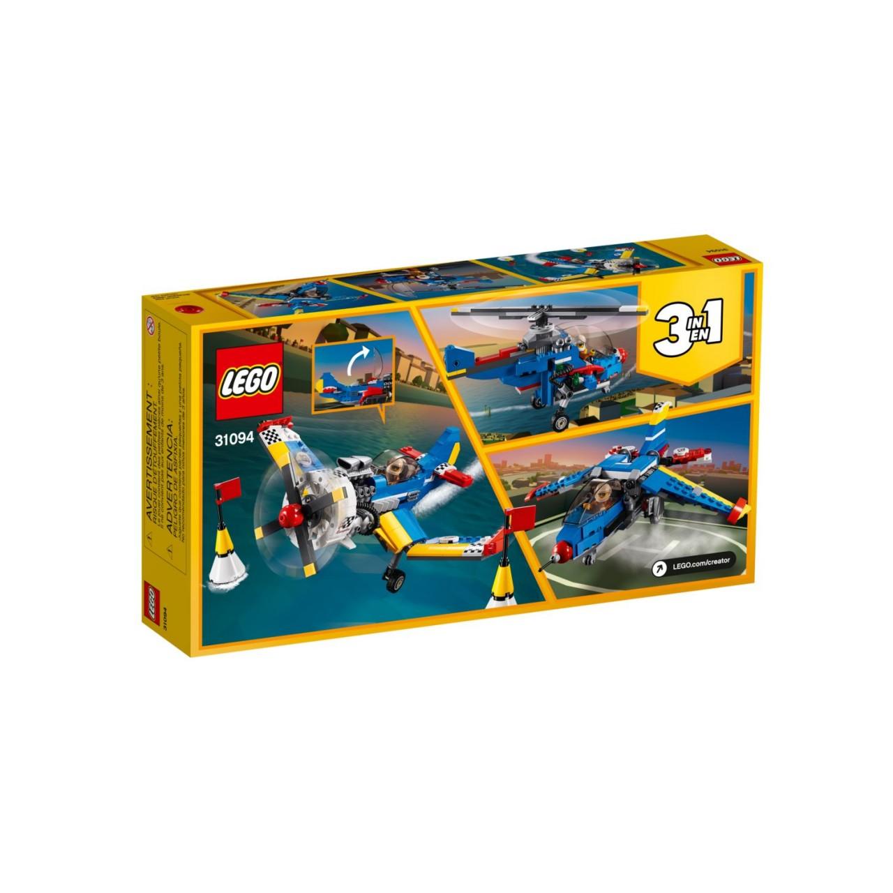 LEGO CREATOR 31094 Rennflugzeug