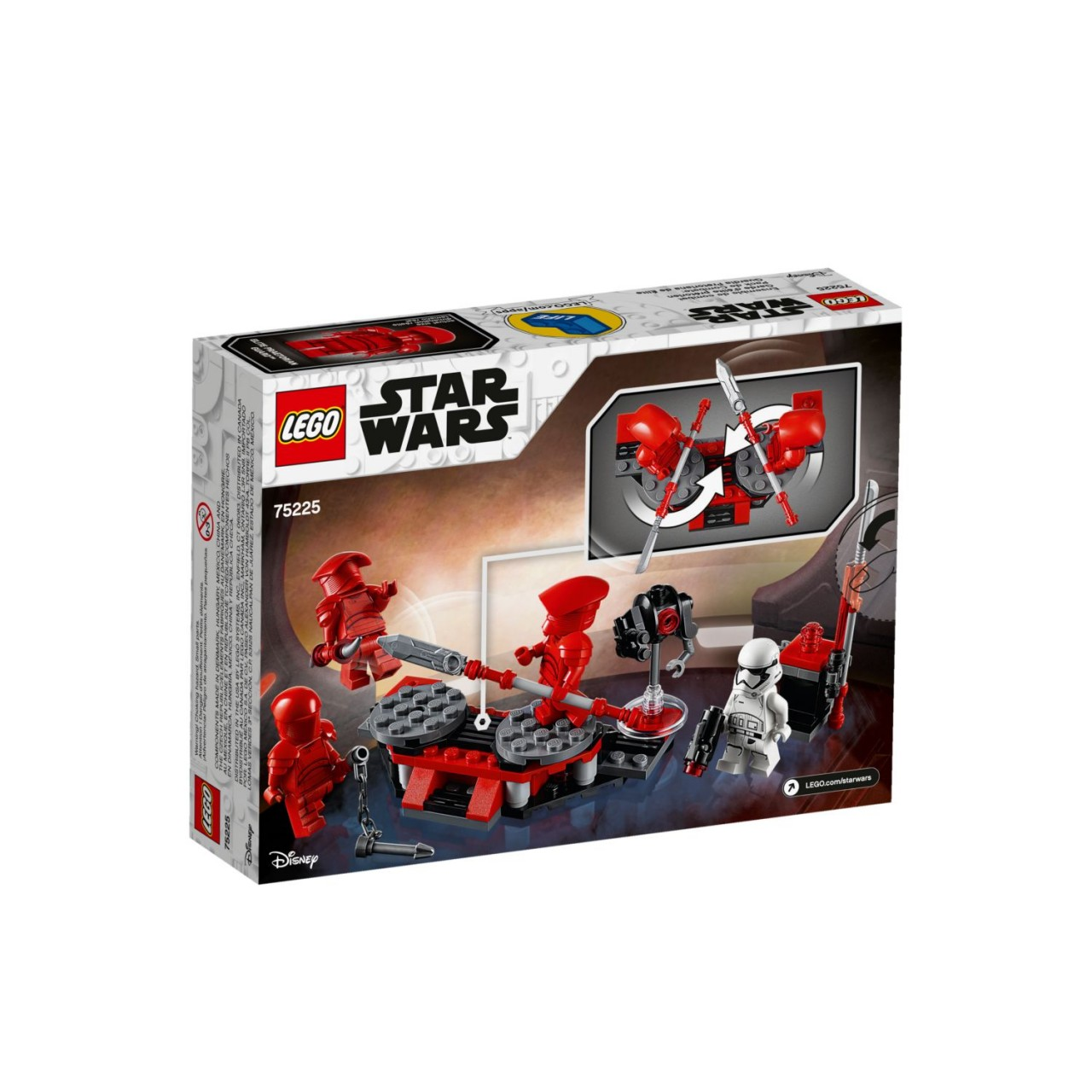 LEGO STAR WARS 75225 Elite Praetorian Guard Battle Pack