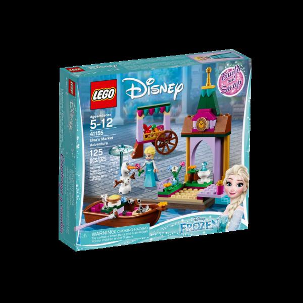 LEGO DISNEY 41155 Frozen Elsas Abenteuer auf dem Markt