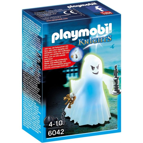 Playmobil 6042 Gespenst mit Farbwechsel-LED
