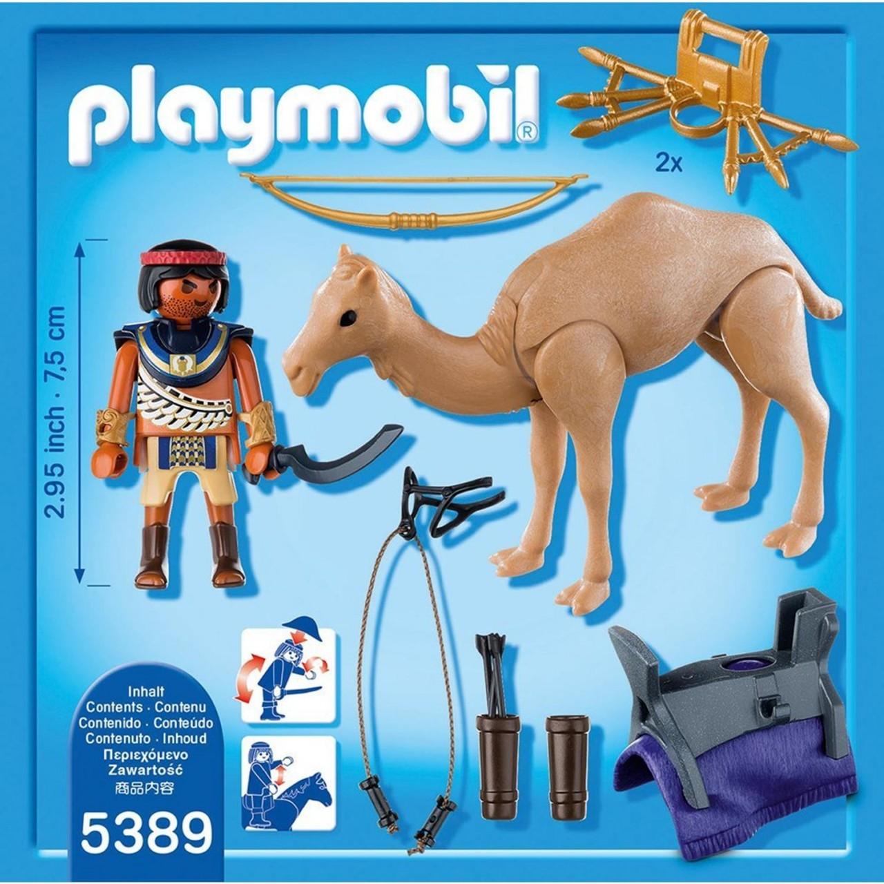 Playmobil 5389 Ägyptischer Kamelkämpfer