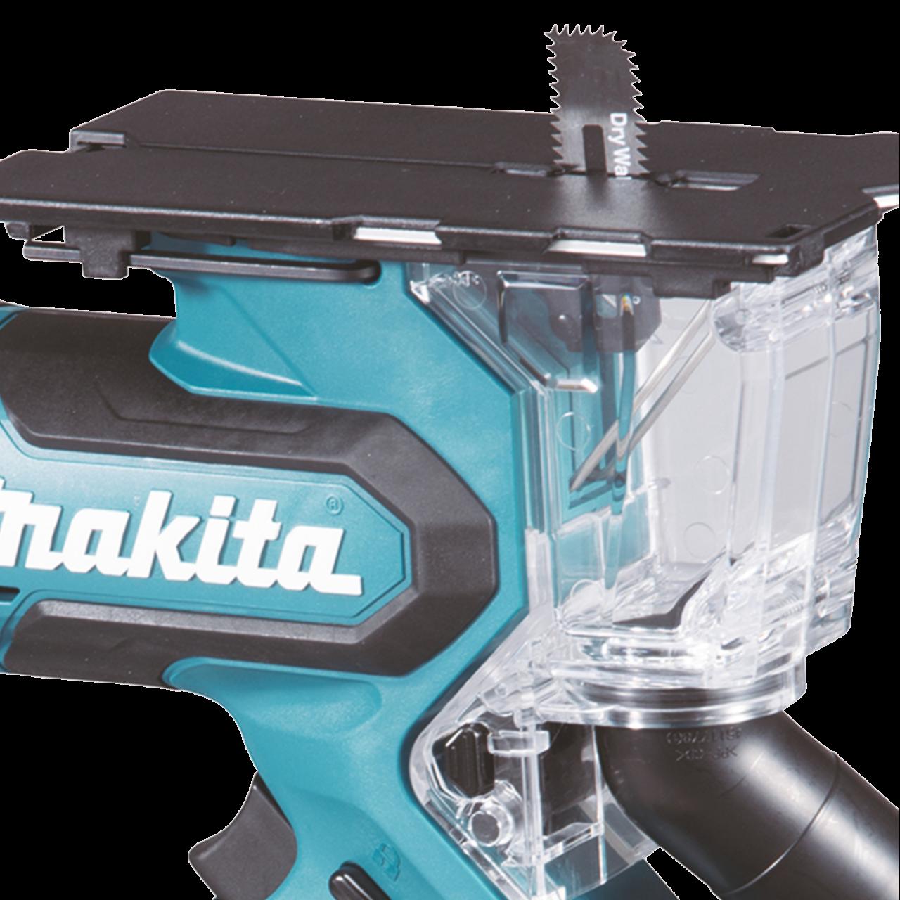 Makita DSD180ZJ Akku-Trockenbausäge im MAKPAC Gr. 2 inkl. Einlage, 18V, 15 mm, 0-6.000 min-1