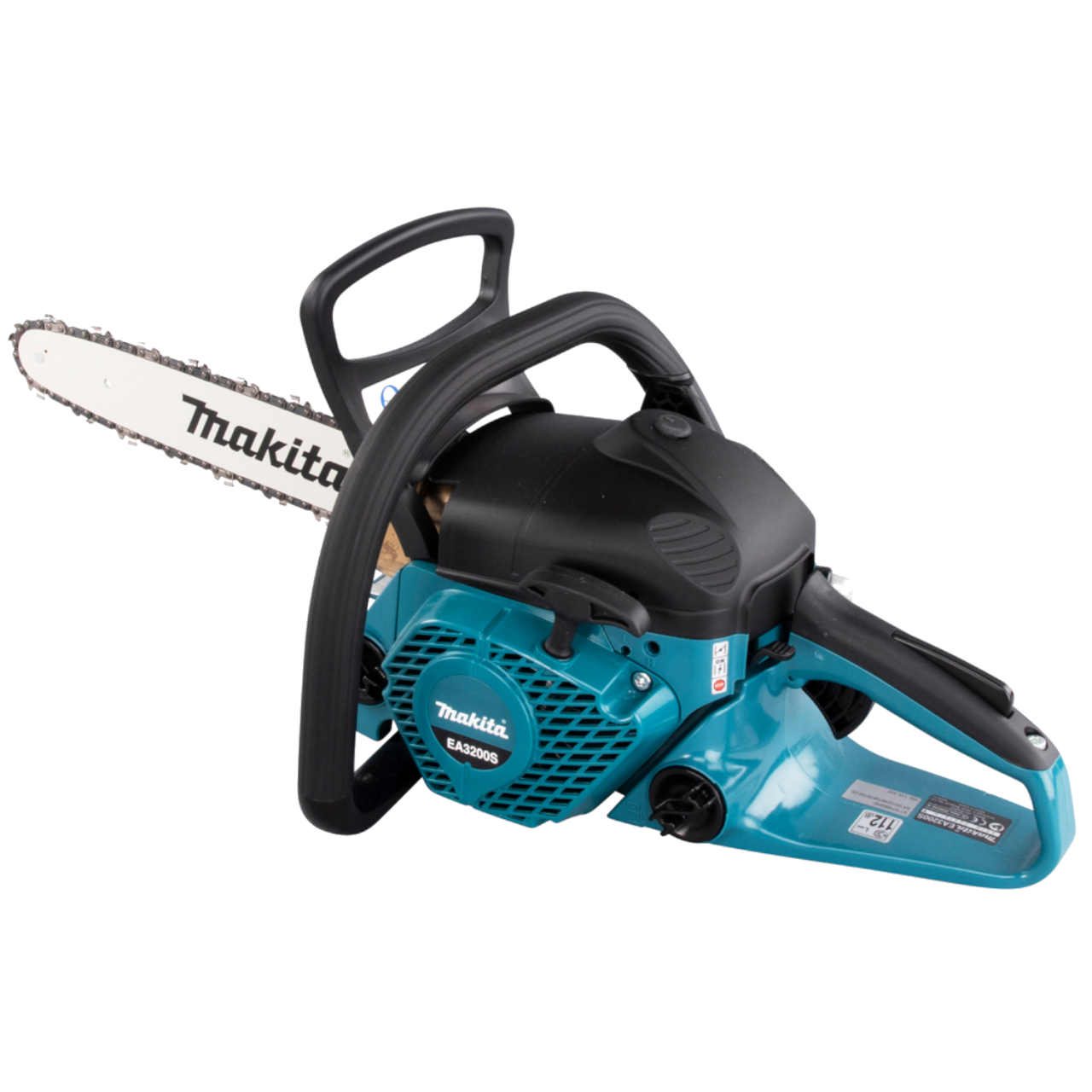 Makita Benzin-Kettensäge EA3200S35A Motorsäge Kettensäge 35cm 1,35kW/1,8PS Motor