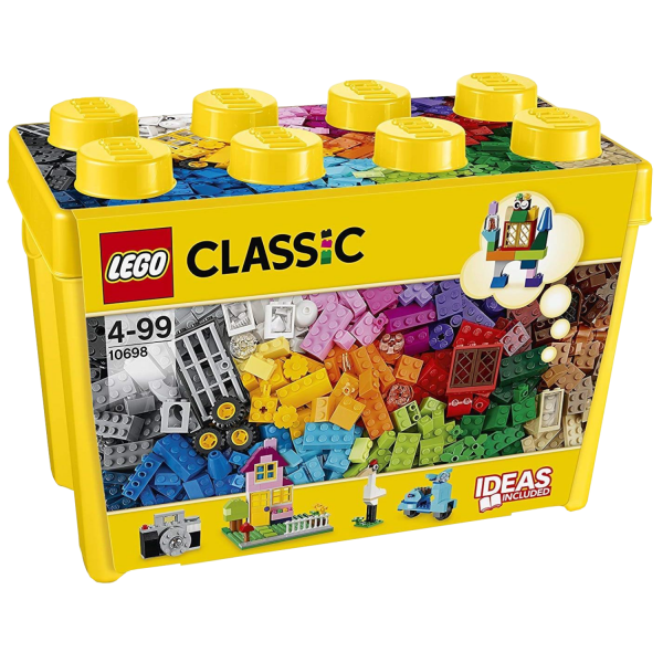 LEGO CLASSIC 10698 Große Bausteine-Box