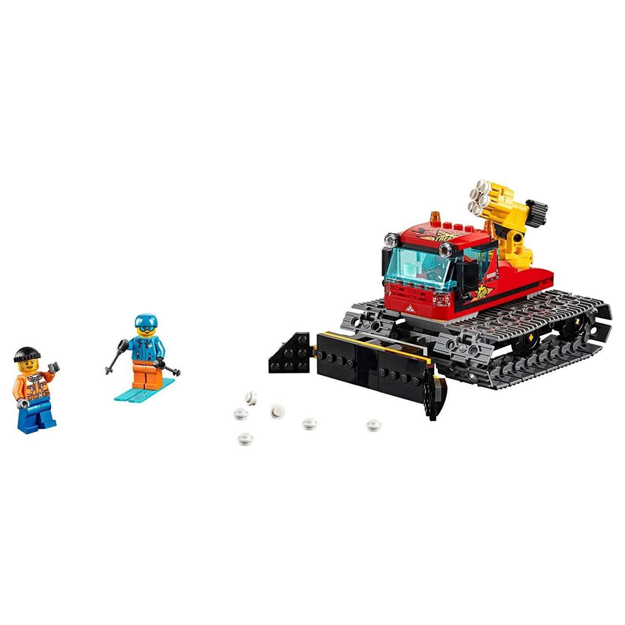 LEGO CITY 60222 Pistenraupe
