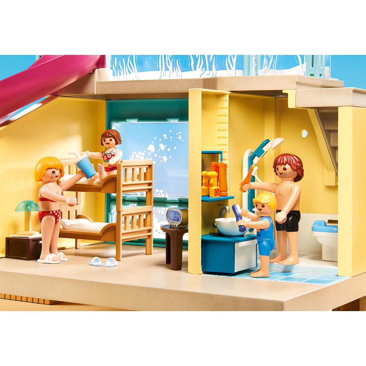 Playmobil 70435 Bungalow mit Pool