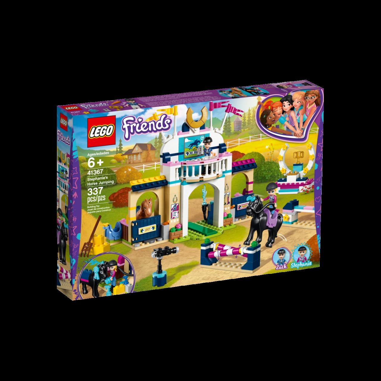 LEGO FRIENDS 41367 Stephanies Reitturnier