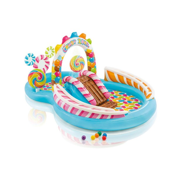 Intex 57149 Playcenter Candy Planschbecken Schwimmbad Pool