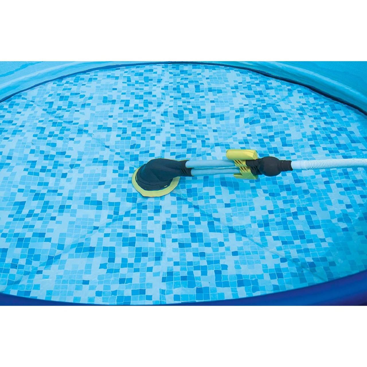Bestway Flowclear AquaClimb automatischer Poolsauger Poolreiniger Sauger 58304