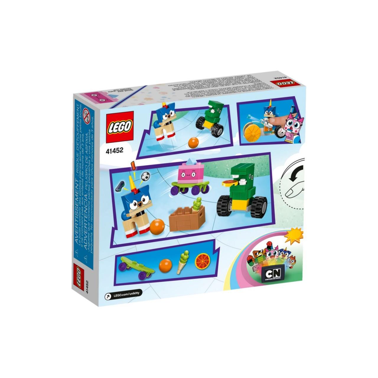 LEGO UNIKITTY! 41452 Das Dreirad von Prinz Einhorn-Hündchen