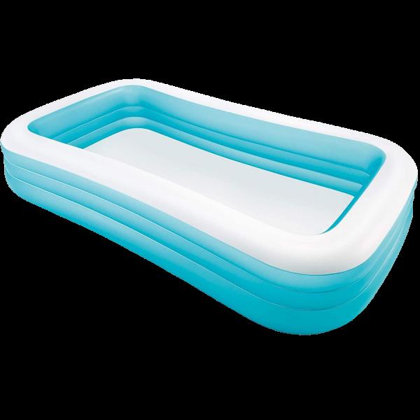 Intex Planschbecken Swim Center 305x183cm Family Swimming Pool Kinderpool 58484
