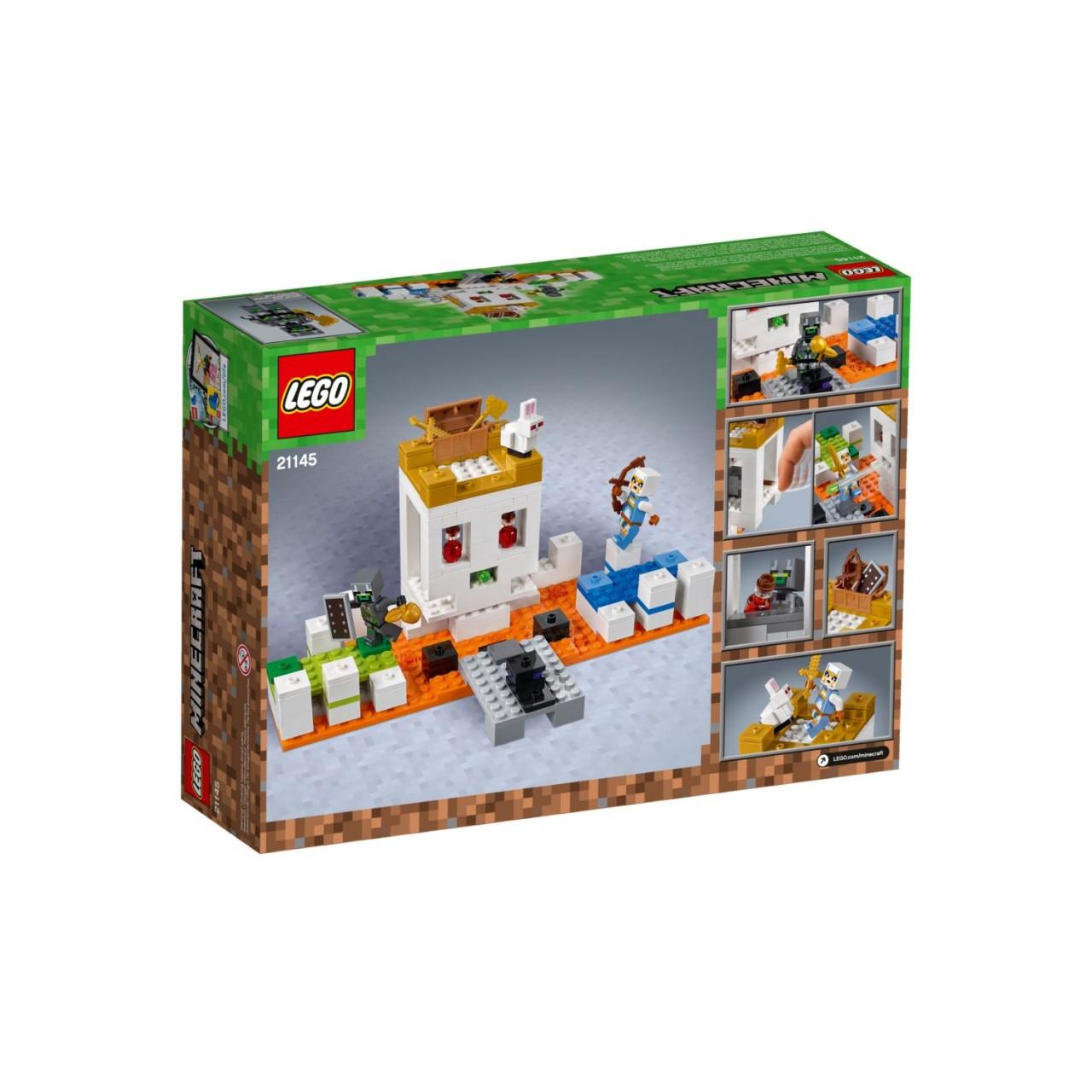 LEGO MINECRAFT 21145 Die Totenkopfarena