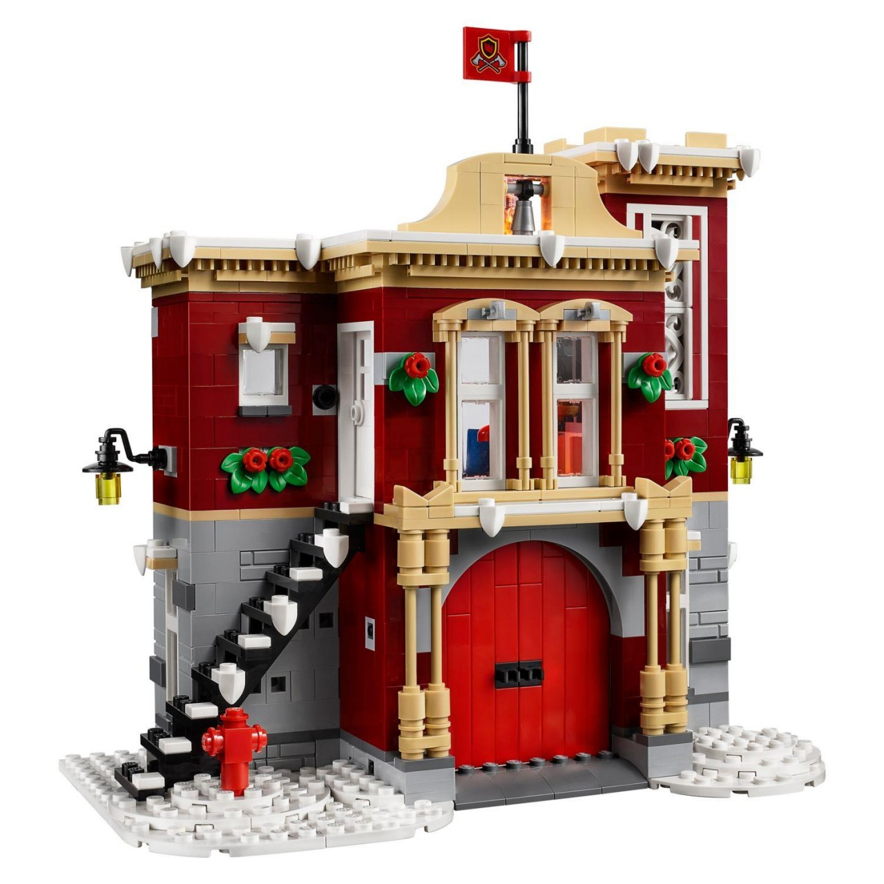 LEGO CREATOR 10263 Winter Village Fire Station