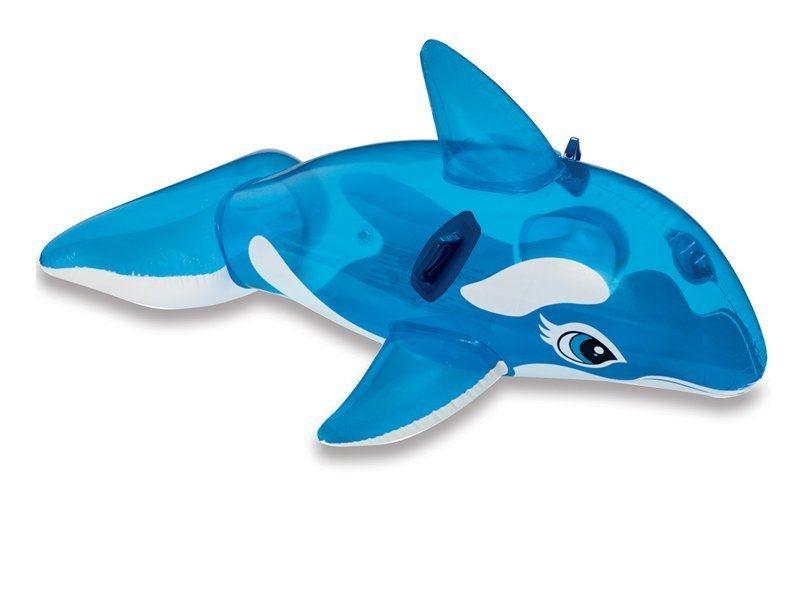 Intex 58523 Aufblastier Kleiner Wal Ride On - Schwimmtier