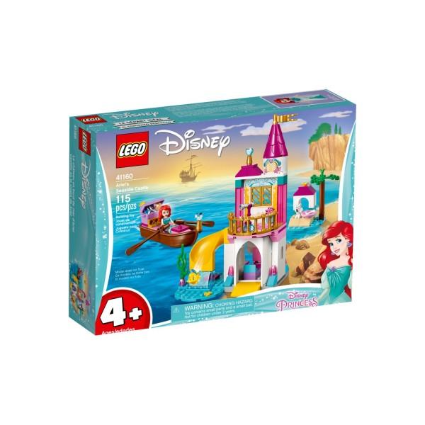 LEGO DISNEY 41160 Arielles Meeresschloss