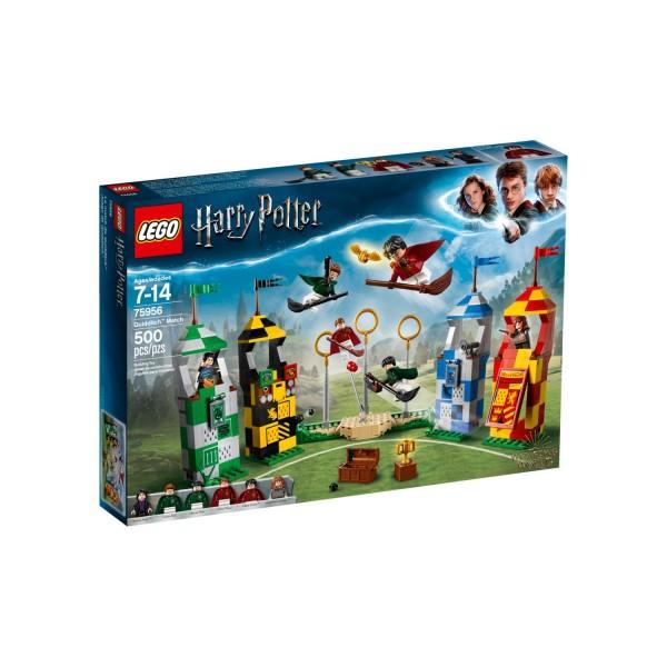 LEGO HARRY POTTER 75956 Quidditch Turnier