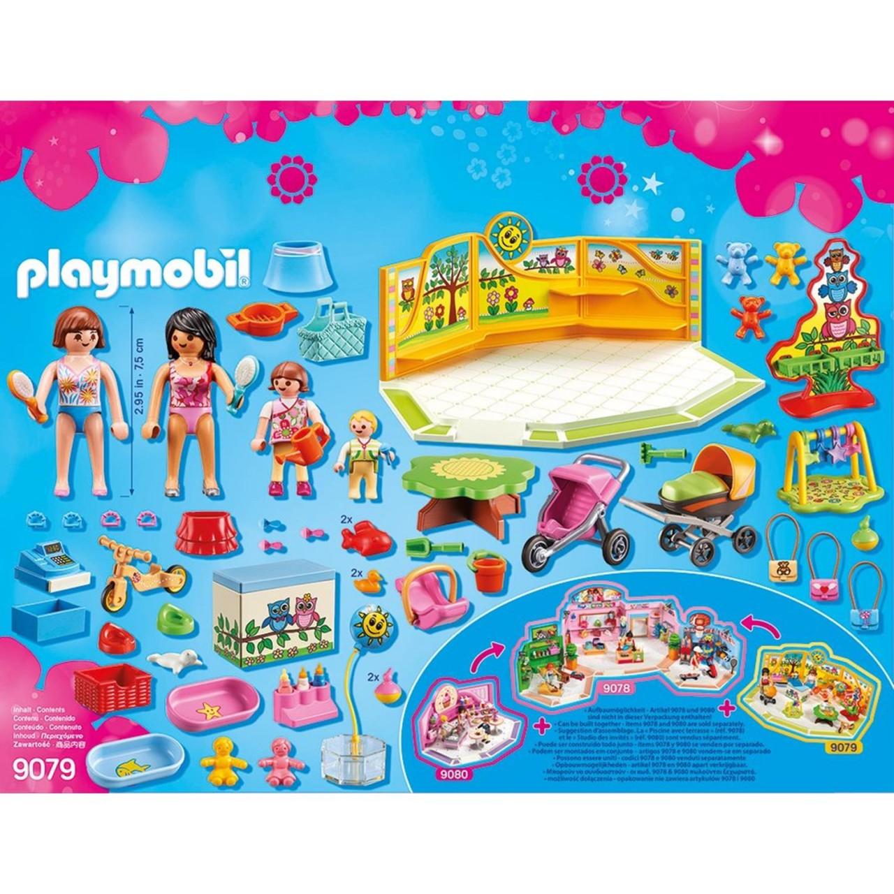 Playmobil 9079 Babyausstatter