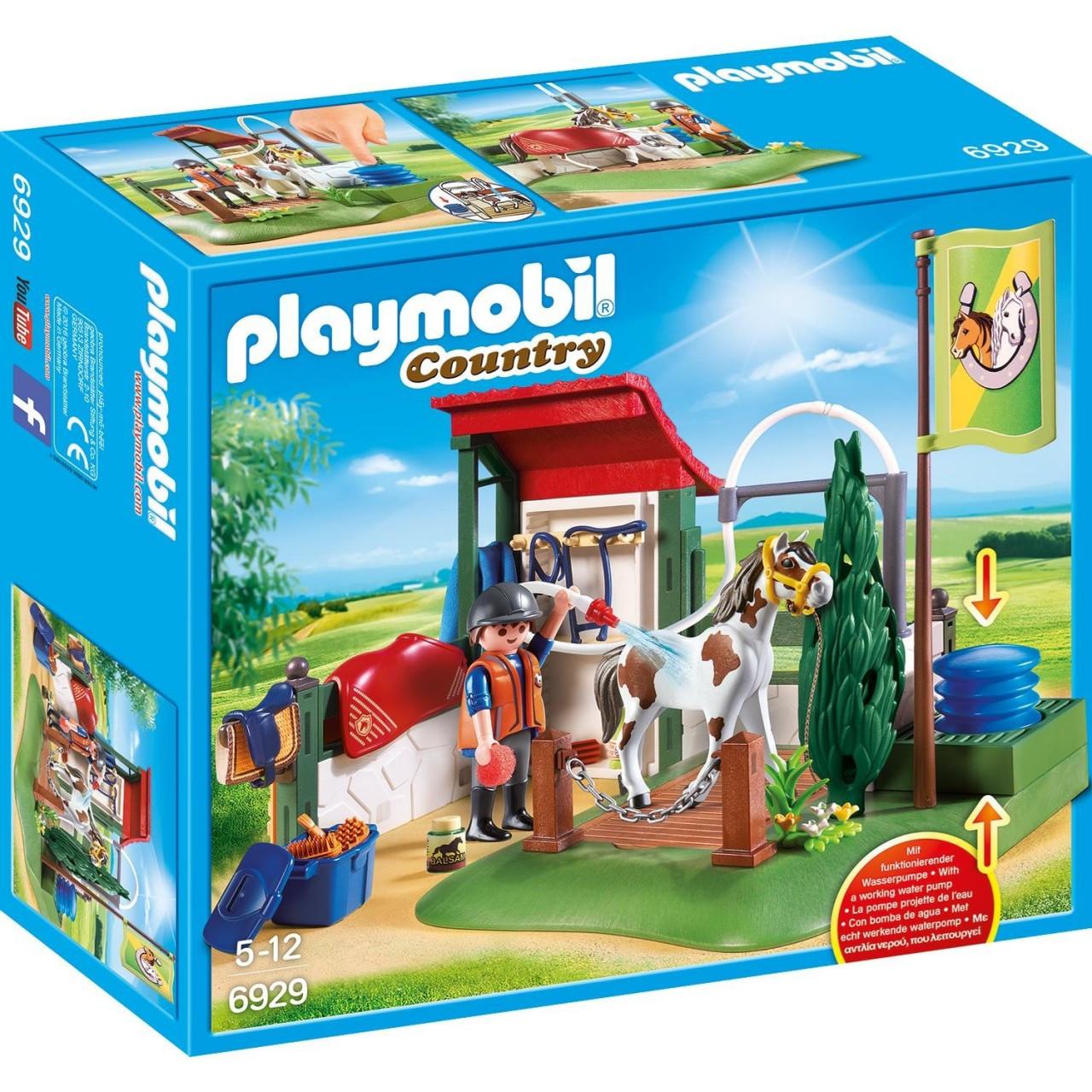 Playmobil 6929 Pferdewaschplatz