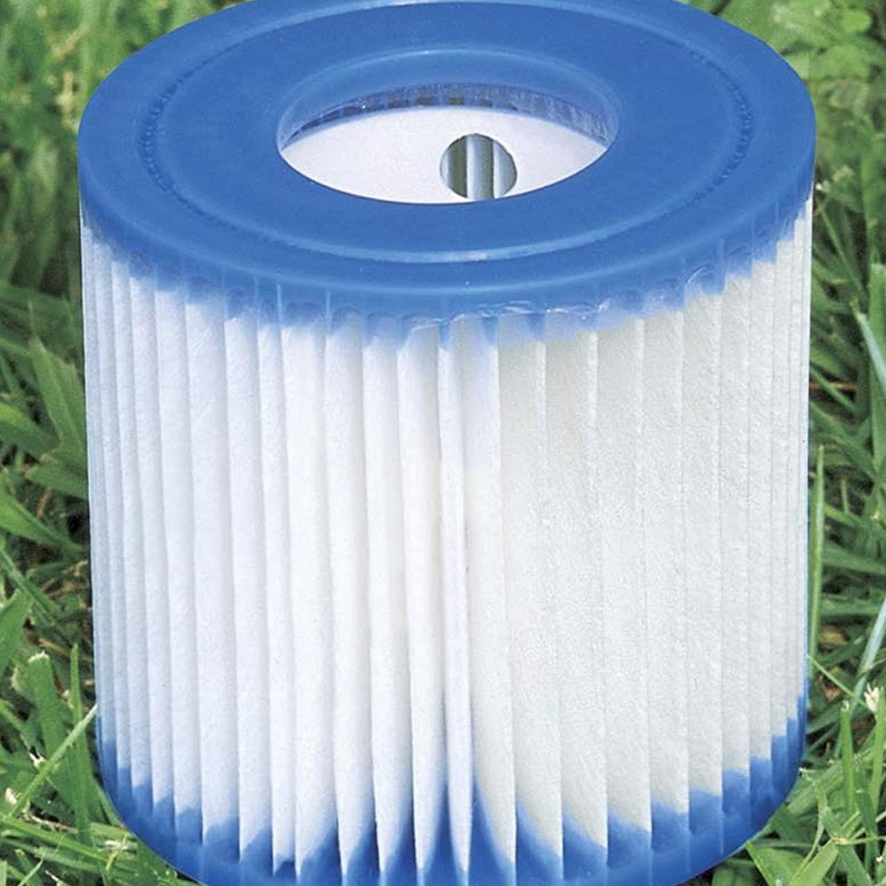 Intex 12x Filterkartuschen 29007 Typ H 12 Stück im 12er Pack für Pumpe
