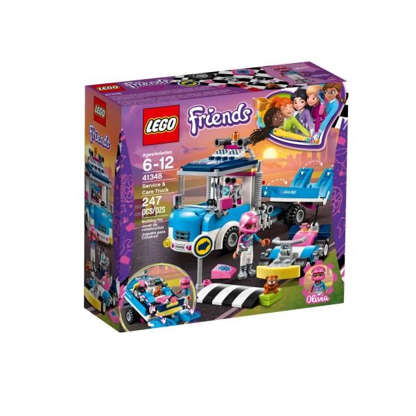 LEGO FRIENDS 41348 Abschleppwagen