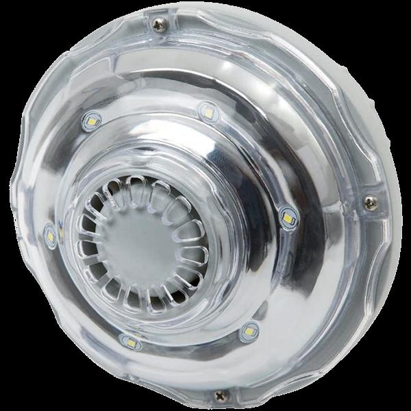 Intex 28692 LED-Licht mit Wasserkraft-Funktion 38mm Anschlüsse Pool Lichter