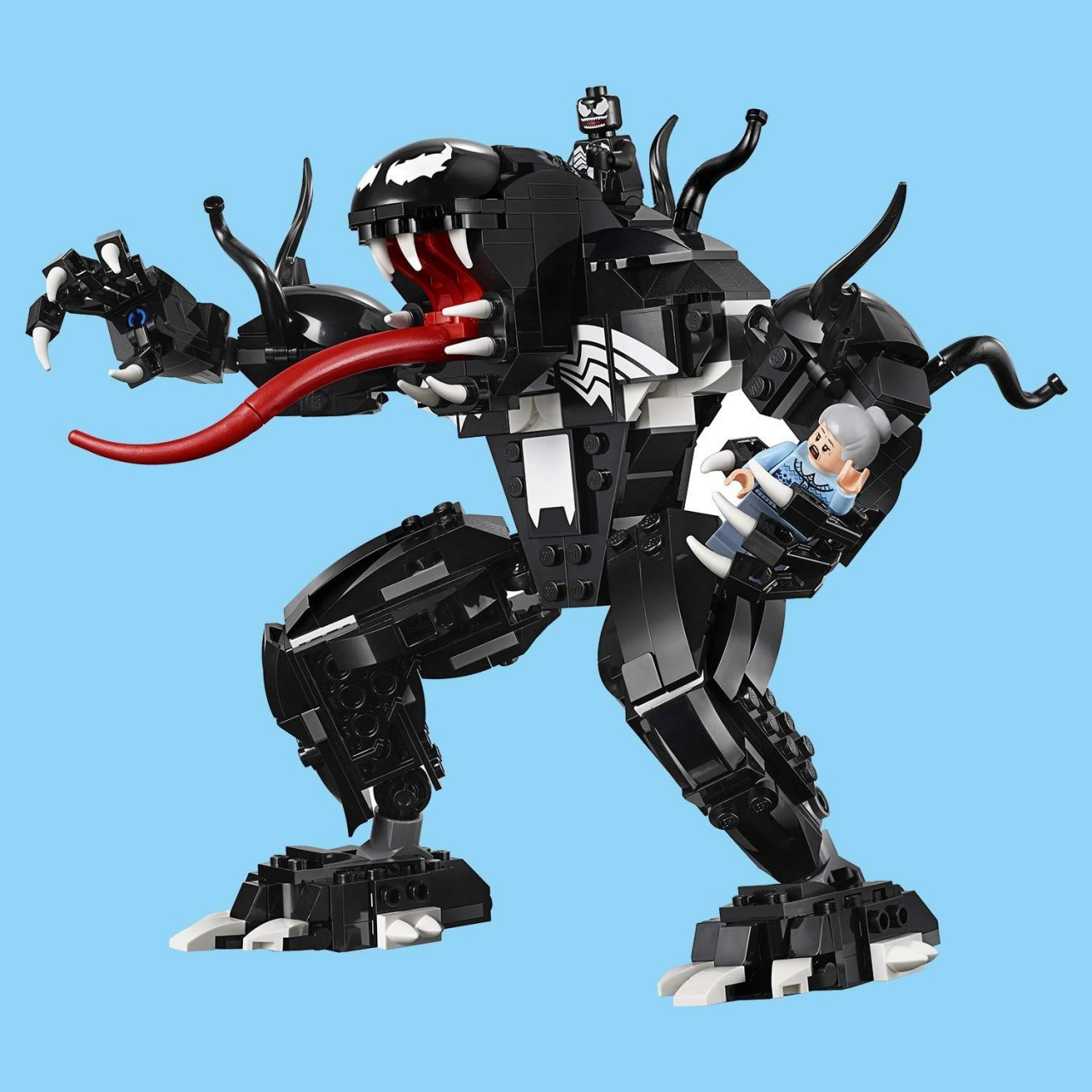 LEGO MARVEL SUPER HEROES 76115 Spider Mech vs. Venom