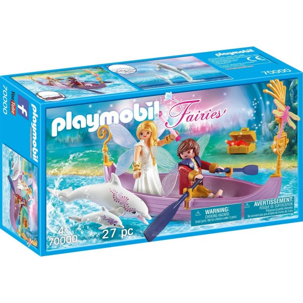 Playmobil 70000 Romantisches Feenboot