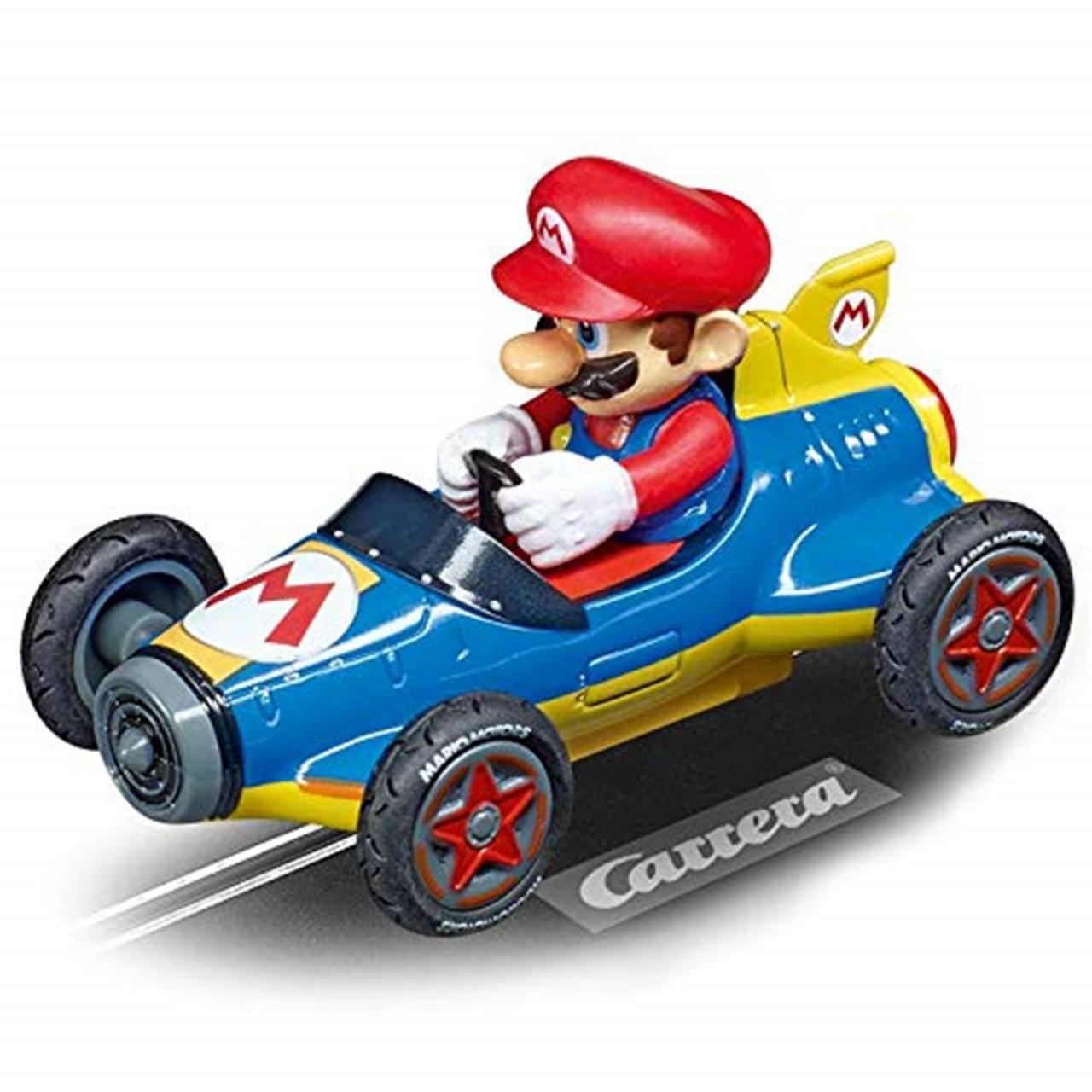Carrera GO!!! Nintendo Mario Kart-Mach 8 20062492 Autorennbahn 5,3m 2 Autos