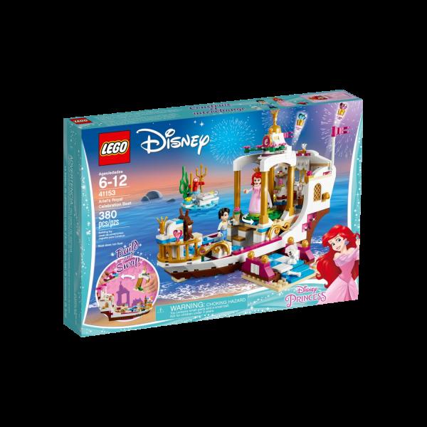 LEGO DISNEY 41153 Arielles königliches Hochzeitsboot