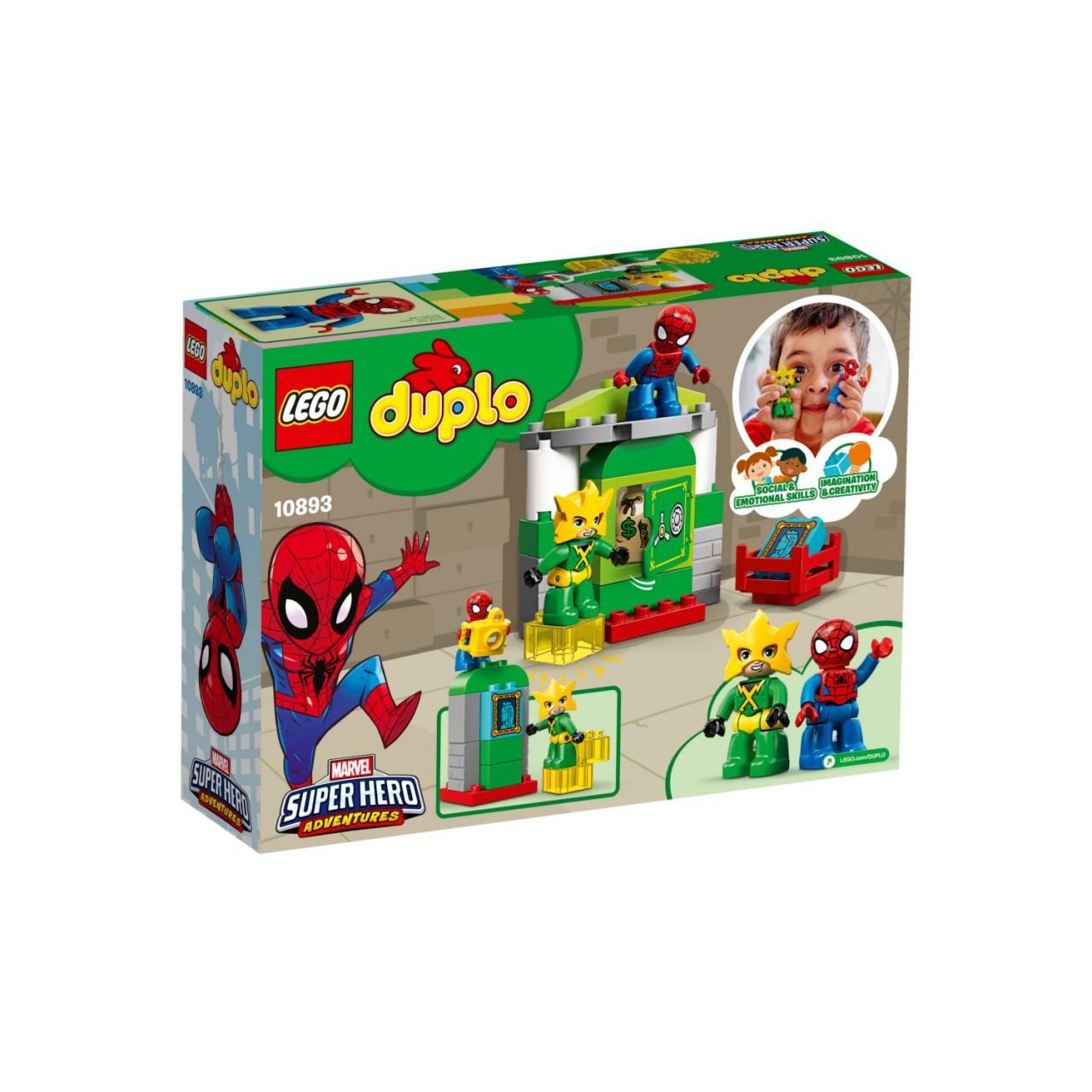 LEGO DUPLO 10893 Spider-Man und Electro