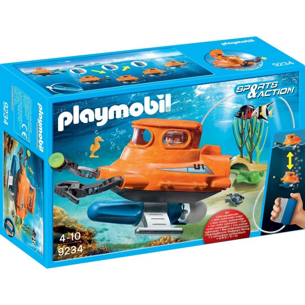 Playmobil 9234 U-Boot mit Unterwassermotor