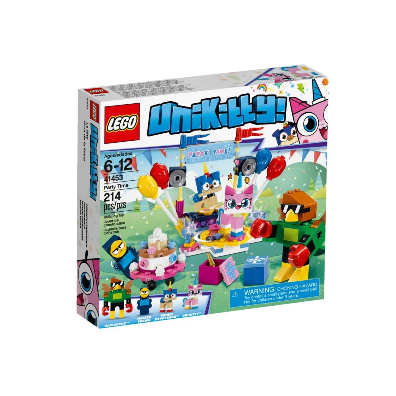 LEGO UNIKITTY! 41453 Partyspaß