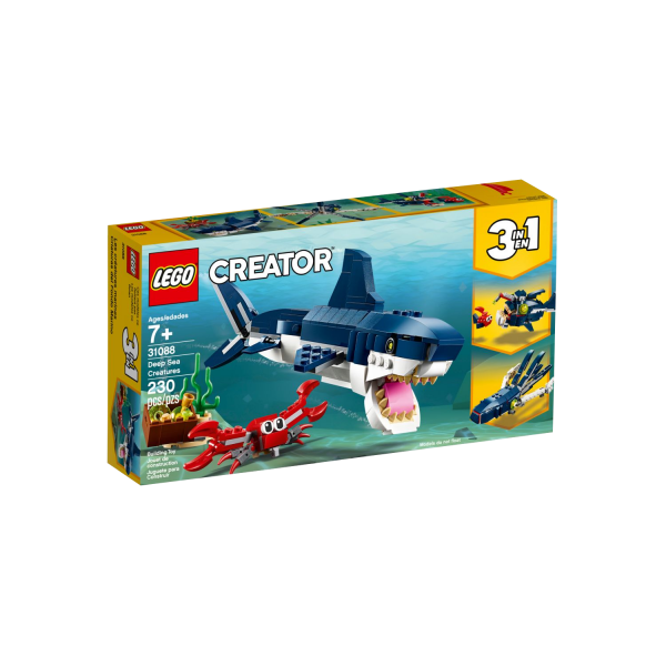 LEGO CREATOR 31088 Bewohner der Tiefsee