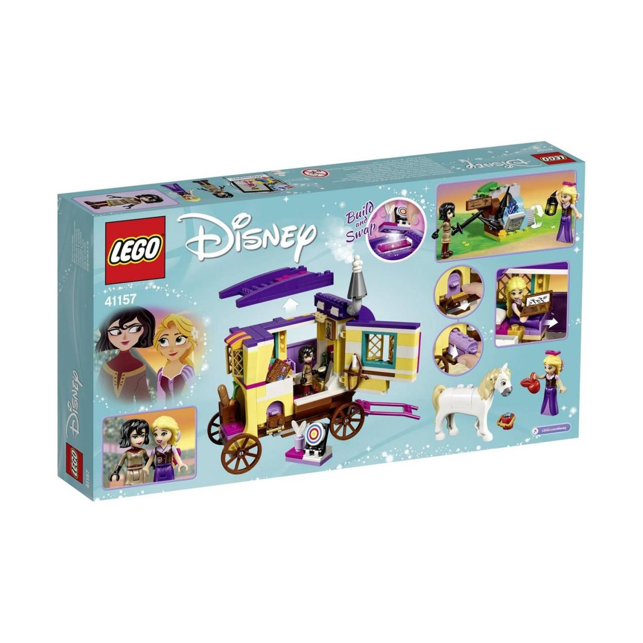 LEGO DISNEY 41157 Rapunzels Reisekutsche