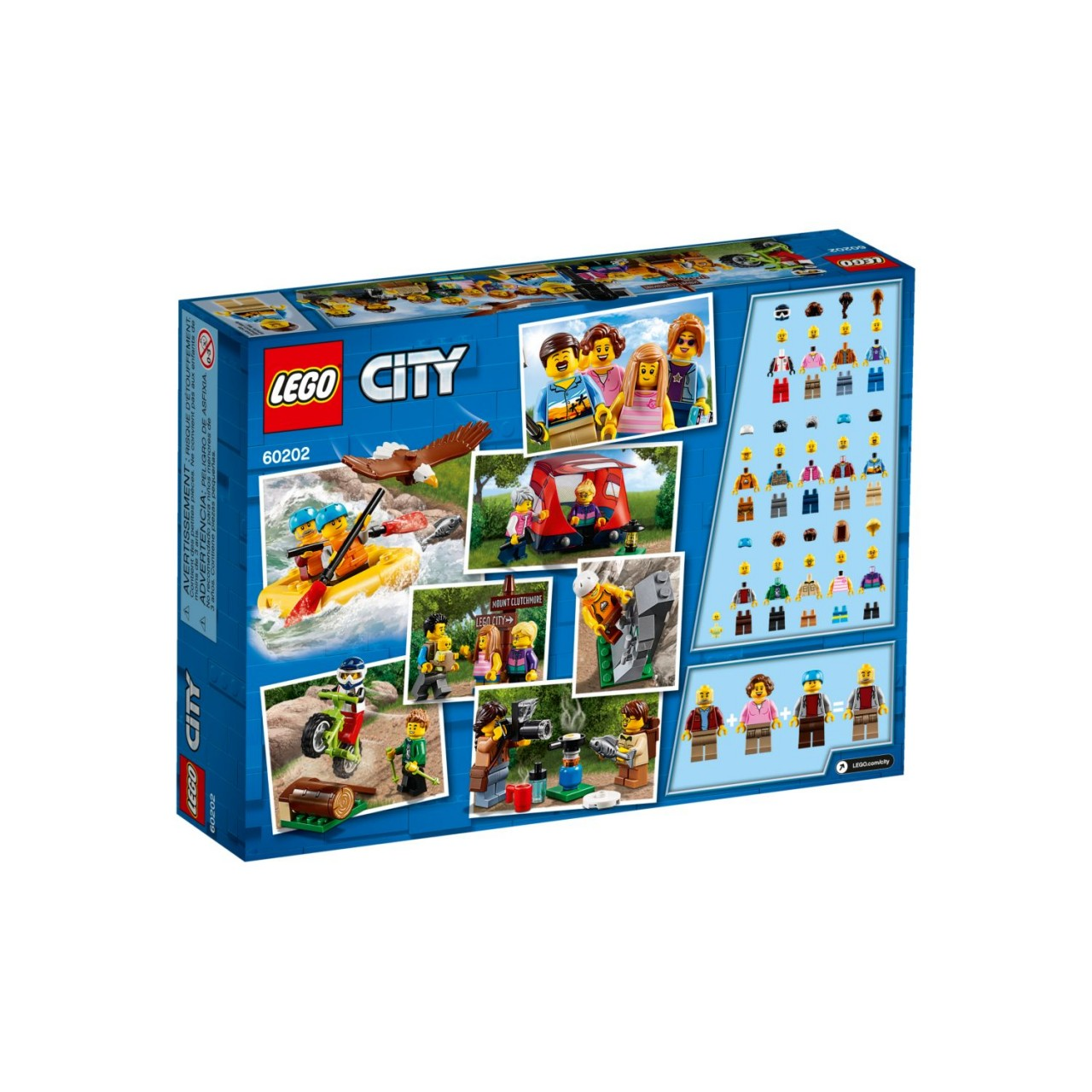 LEGO CITY 60202 Stadtbewohner