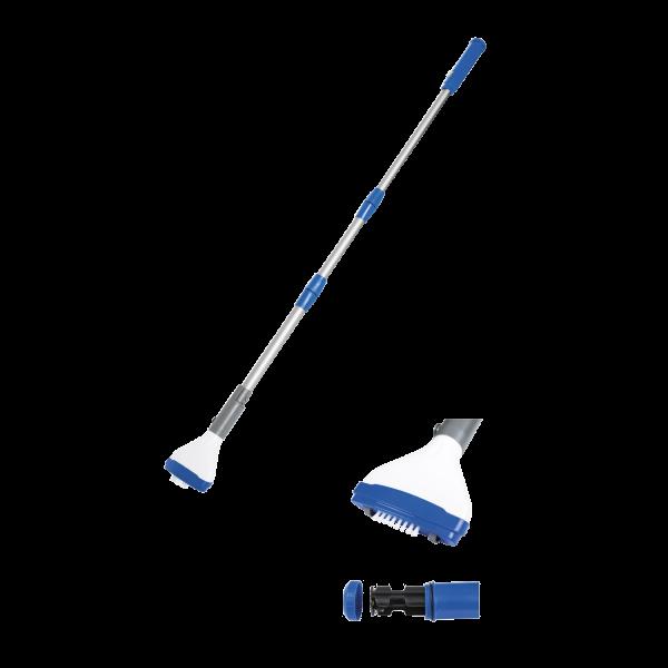 Bestway Flowclear AquaScan Poolsauger batteriebetrieben SPA-Sauger Vakuumsauger