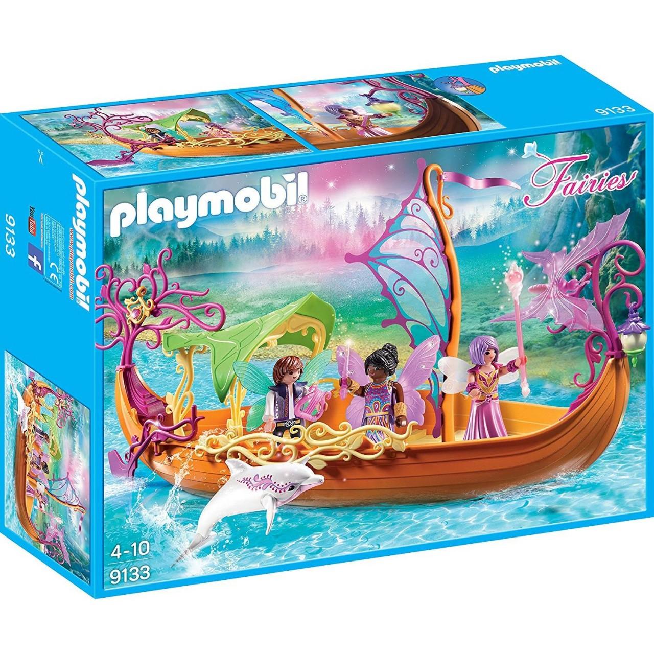 Playmobil 9133 Romantisches Feenschiff