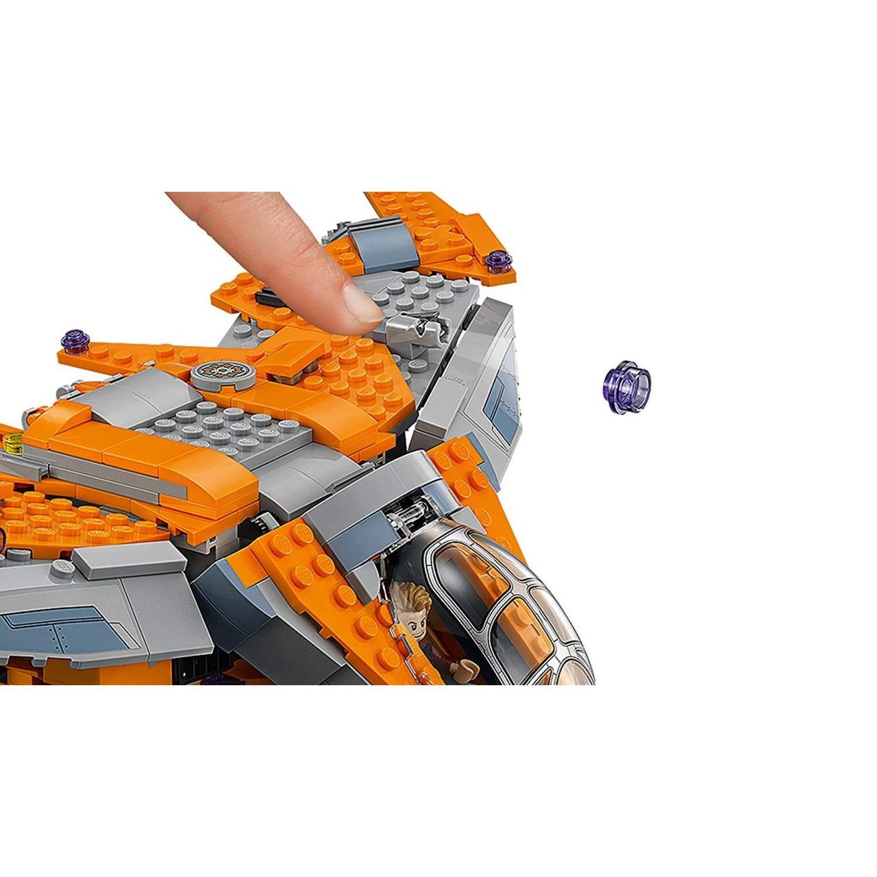 LEGO MARVEL SUPER HEROES 76107 Thanos: Das ultimative Gefecht