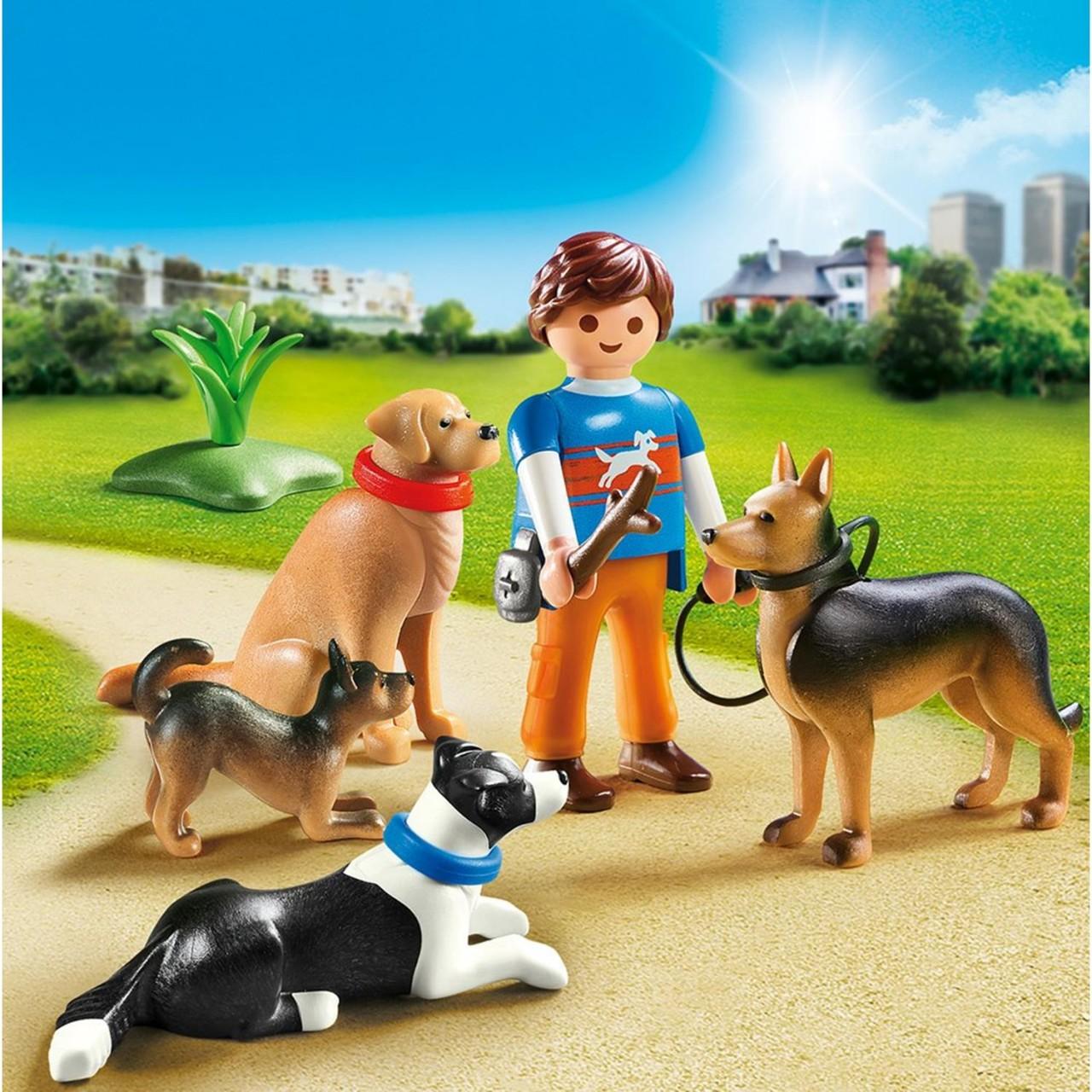 Playmobil 9279 Hundetrainer