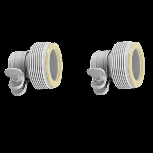 Intex 29061 Adapter Typ B Poolschläuche Poolanschlüsse Ersatzteil Filterpumpe