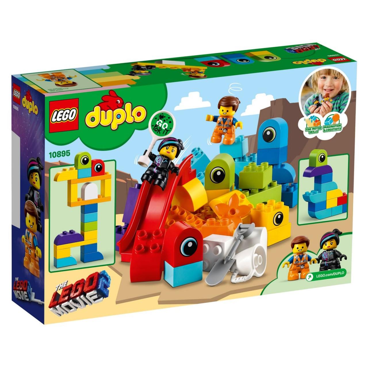 LEGO DUPLO 10895 Besucher vom LEGO DUPLO Planeten